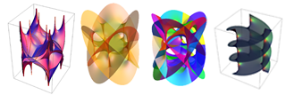 Thumbnails of Riemann Surfaces
